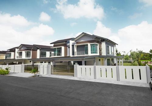 Twin Villas