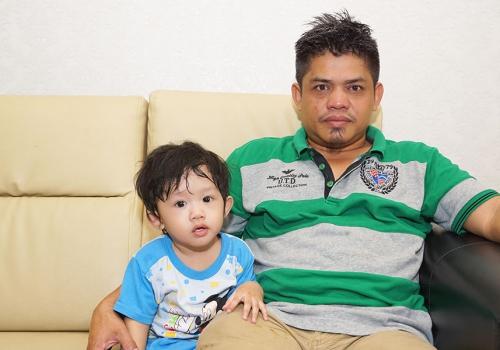 Encik Wan Abdul Rahman & Family