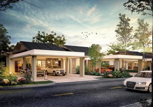 Naim Garden Villas