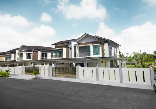 Naim Twin Villas