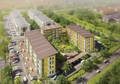 Naim Eduvista apartments